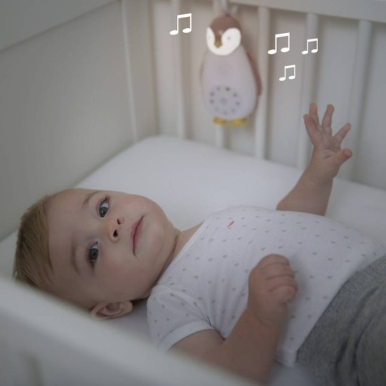 Zazu - Zoe - Grijs - Muziekdoos en bluetooth speaker
