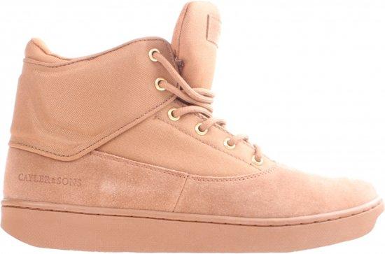 Occasionnels Cayler Beige Et Fils Chaussures Casual Pour Les Hommes Mgm048