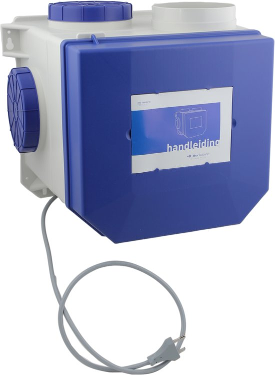 bol.com | Itho ventilatie CVE Eco-fan se of sp met rft zender en 4