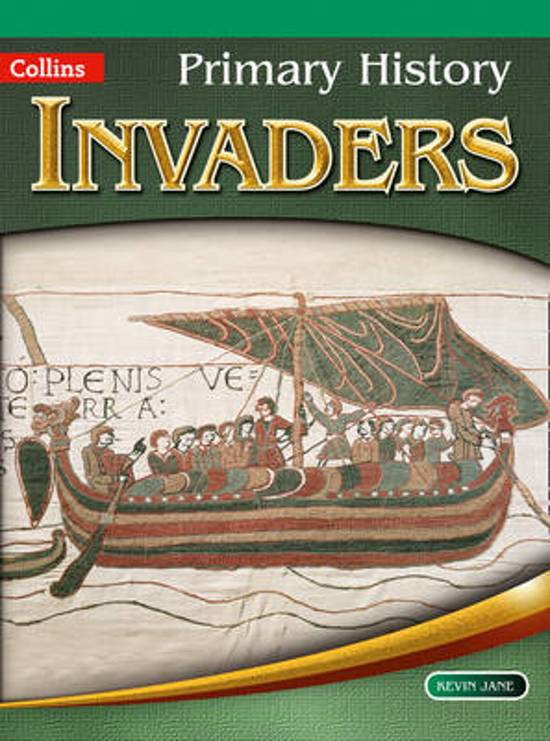 Primary History - Invaders