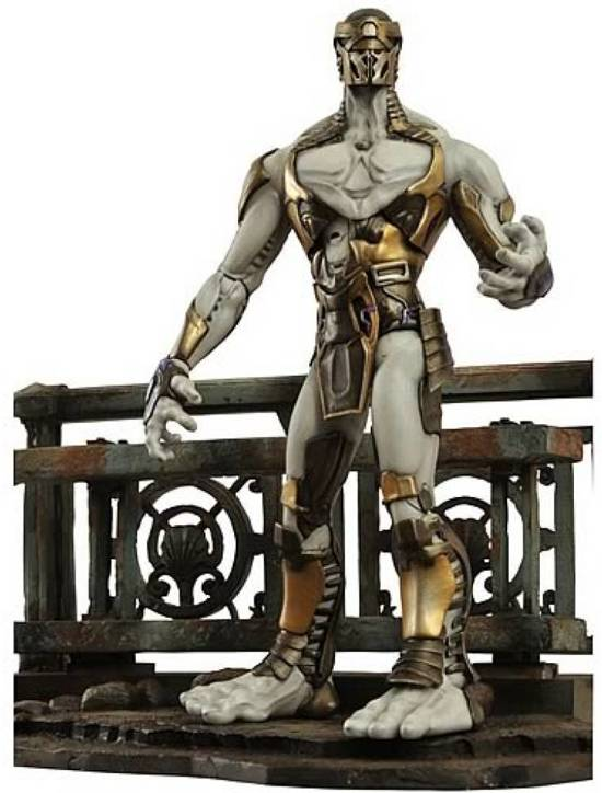 Marvel - Marvel Select: Avengers Movie Chi Tauri Foot Soldier