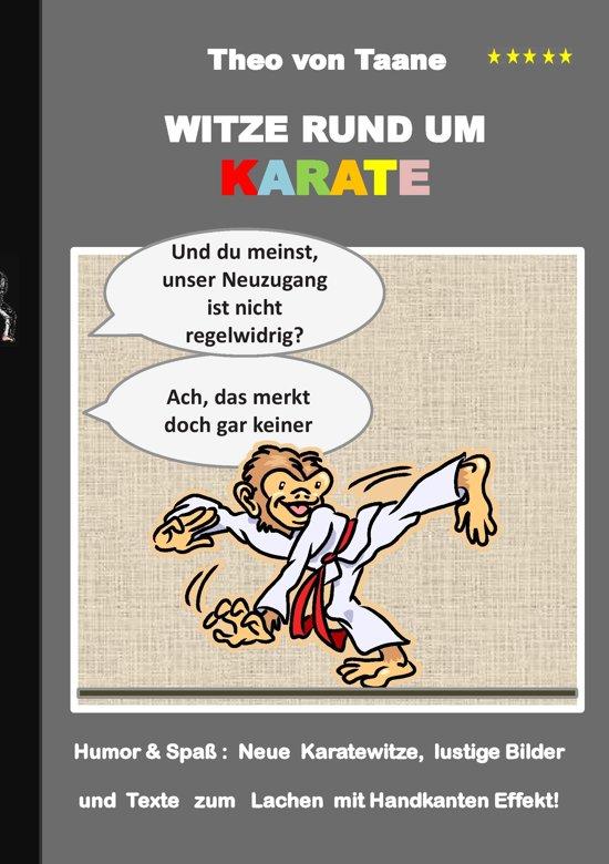Bolcom Witze Rund Um Karate Ebook Theo Von Taane