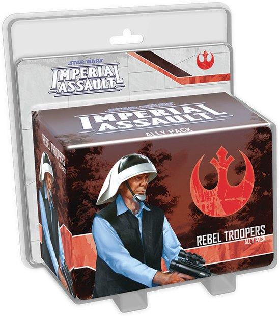 Afbeelding van het spel Star Wars Imperial Assault Rebel Trooper Ally Pack