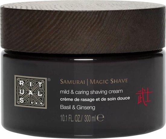 RITUALS The Ritual of Samurai Magic Shave scheercrème voor mannen - 300ml