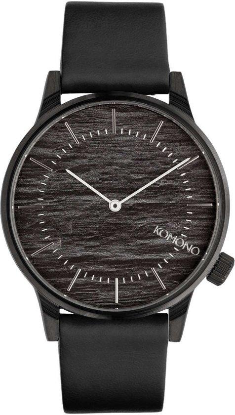 Komono Winston Graphite Horloge