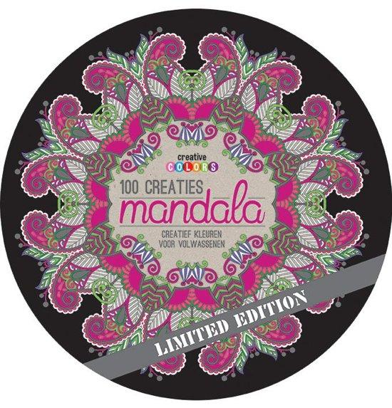 Mandala Kleurplaten Boek.Bol Com 100 Creaties Mandala Nvt 9789461885616 Boeken