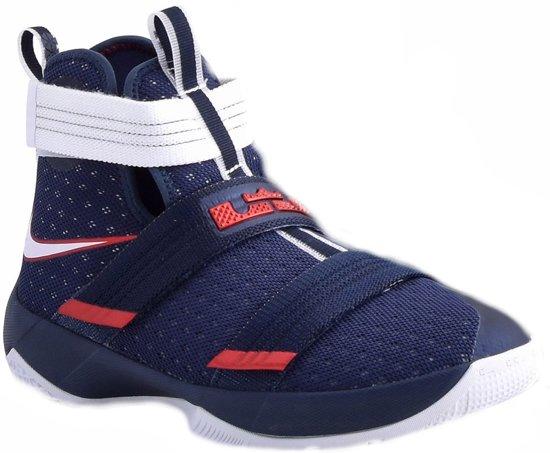 finest selection 2eb1c 0c51f Nike Zoom Soldier 10 basketbalschoenen-38