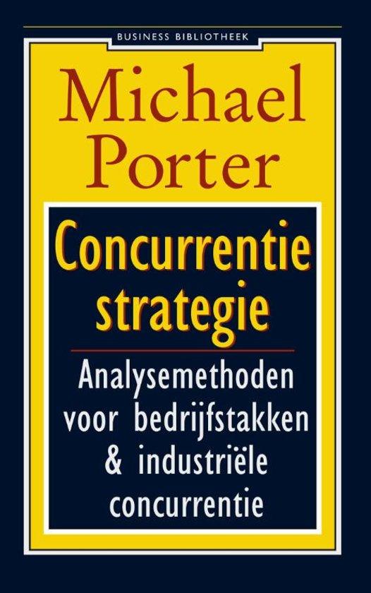 Business bibliotheek Concurrentiestrategie