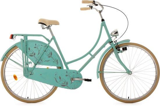 Ks Cycling Fiets 28 inch singlespeed omafiets Tussaud - 54 cm