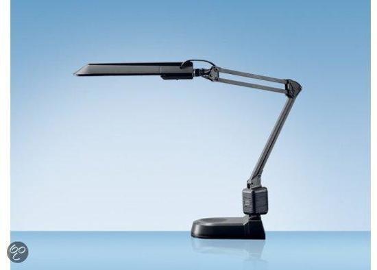 Bol.com hansa ecostar bureaulamp spaarlamp zwart