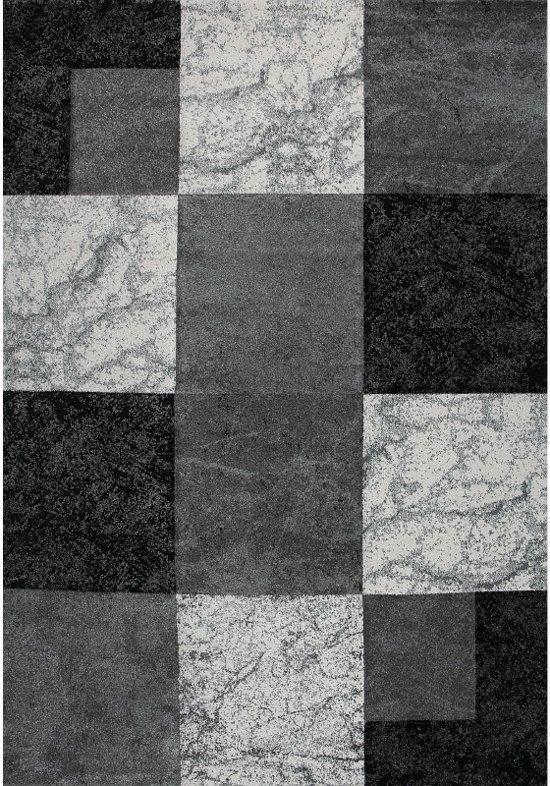 Vloerkleed - 2500 gr per m² - Infera - Grijs - 6464 - 240x340 cm - 13 mm
