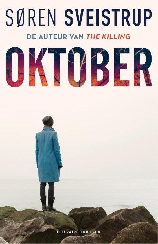 Boek cover Oktober van Soren Sveistrup (Paperback)