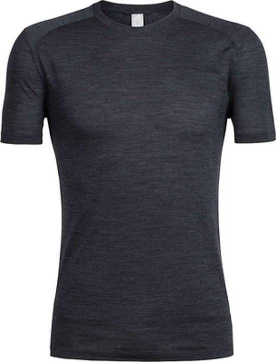 Icebreaker Sphere Zwart Heren M shirt Maat T 0vNwmn8