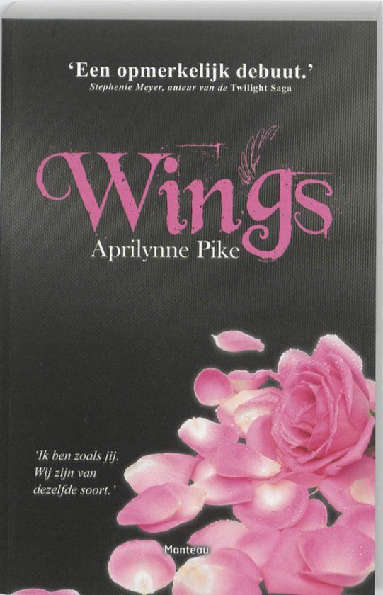 Image result for wings aprilynne pike