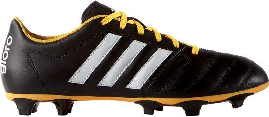 adidas Gloro 16.2 FG Voetbalschoenen Maat 41 13 Mannen zwartwitoranje