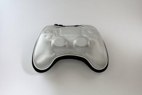 PS4 Controller Draagtas Zilver