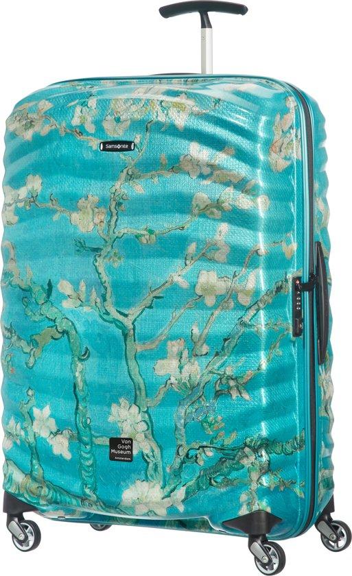 Samsonite Reiskoffer - Lite-Shock Spinner 75/28 (Medium) Almond Blossom-Van Gogh