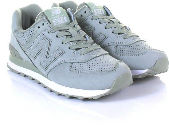 new balance dames sneakers groen
