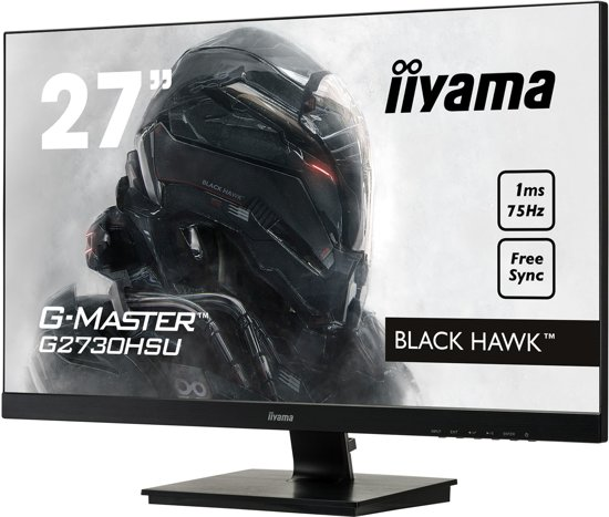 iiyama G-Master Black Hawk G2730HSU-B1