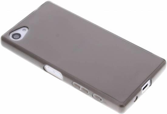 Fuchsia Cas De Gel Transparent Pour Sony Xperia Z3 Compact BPggrf