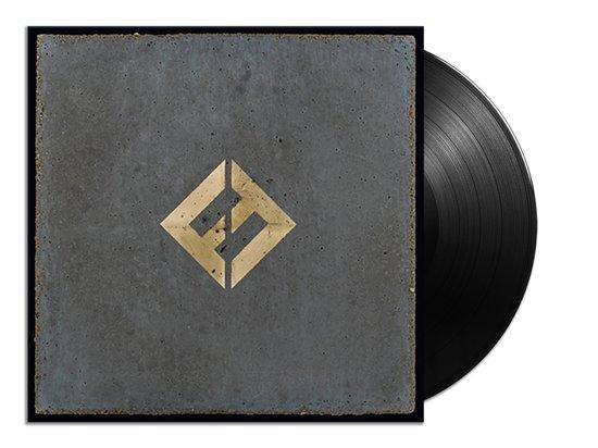 Concrete and Gold (LP)