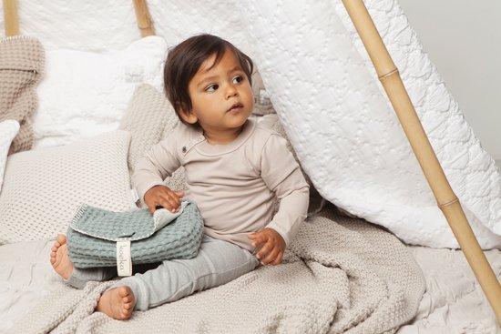 Koeka Hoes voor babydoekjes Antwerp - Ochre
