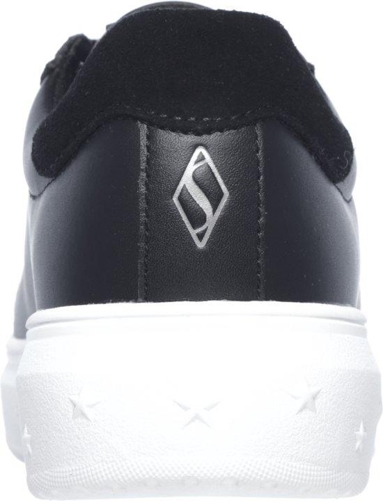 Skechers High Street Extremely Sole-fu Dames Sneakers - Zwart