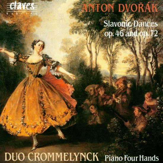 Dvorak: Slavonic Dances, Opp. 46 & 72
