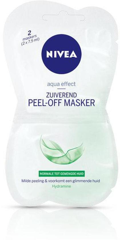 NIVEA  Peel Off Masker
