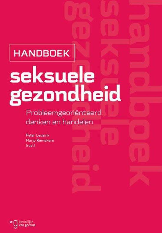 Handboek seksuele gezondheid -  probleemgeoriënteerd denken en handelen