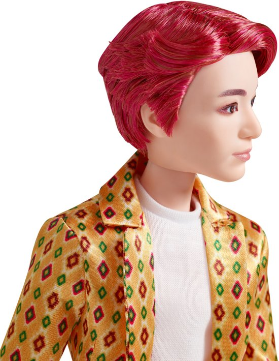 BTS Core Fashion Doll Bangtan Boys Jungkook - K-Pop Popster Pop