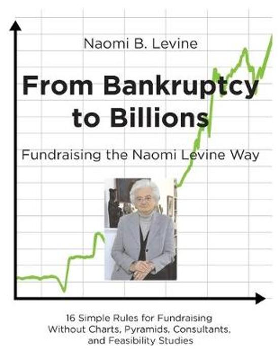 From Bankruptcy to Billions: Fundraising the Naomi Levine Way