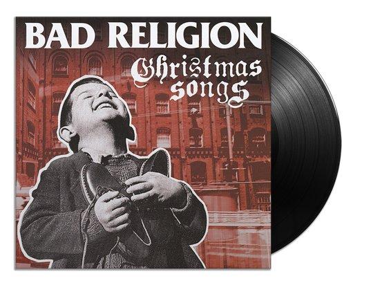 Bol Com Christmas Songs Lp Bad Religion Muziek