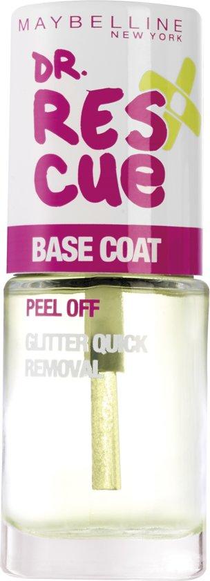 Maybelline Dr. Rescue Peel Off basecoat - nagelverzorging