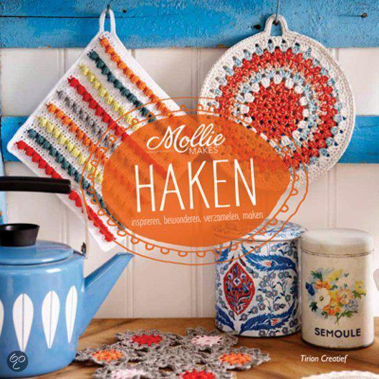 Bolcom Mollie Makes Haken Diverse Auteurs 9789043915618 Boeken