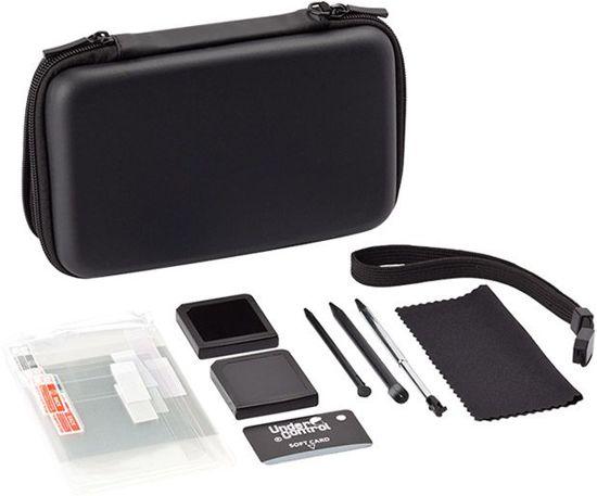 Under Control - Starter Pack voor de New 3DS / 3DS XL / New 3DS / 3DS - Zwart kopen