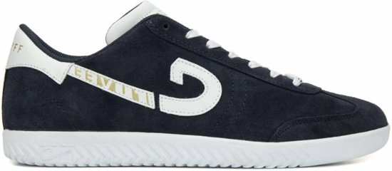 Donkerblauw Cruyff Campo Medio Sneakers Heren fnHwp