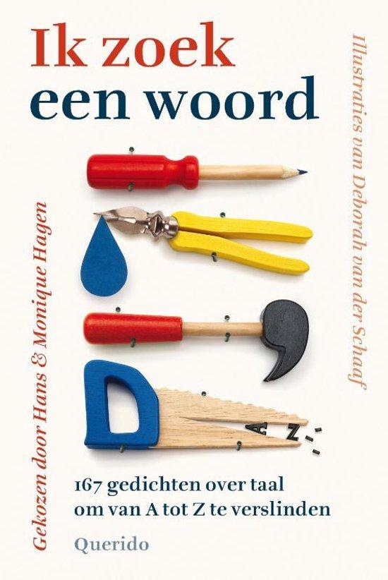 Cover van het boek 'Ik zoek een woord'