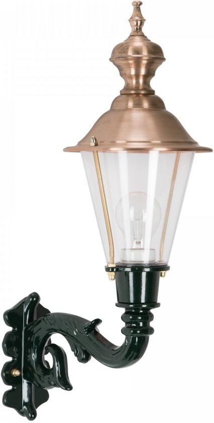 Buitenlamp Hoorn staand M