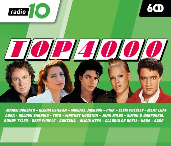 Radio 10 Top 4000 - 2017