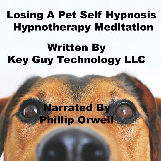 Losing A Pet Self Hypnosis Hypnotherapy Meditation