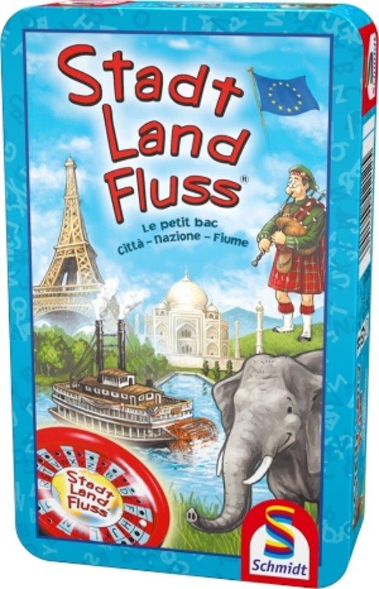 Afbeelding van het spel Stadt, Land, Fluss Bordspel