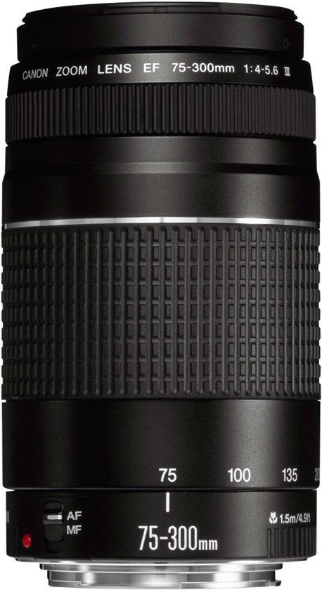 Canon EF 75-300mm - F/4-5.6 III
