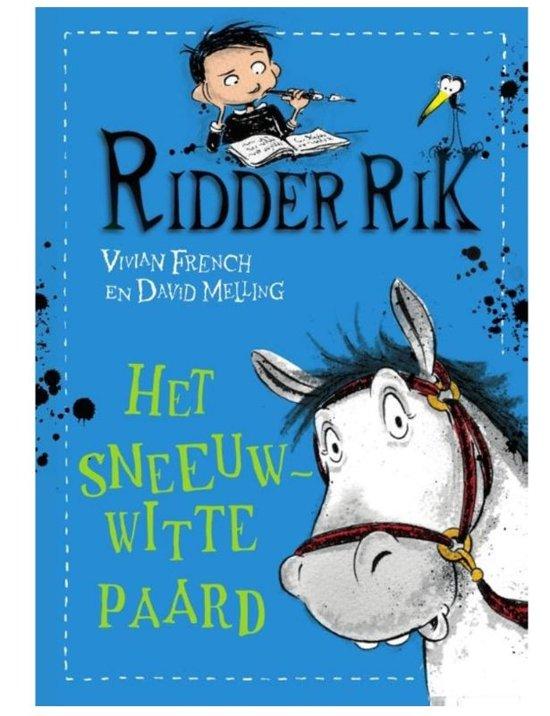 Verwonderlijk bol.com | Ridder Rik - Het sneeuwwitte paard, Vivian French FY-44