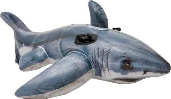 Opblaas Haai - Intex - 173 cm