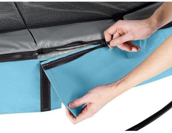 EXIT Elegant Premium 214x366cm met net – blauw