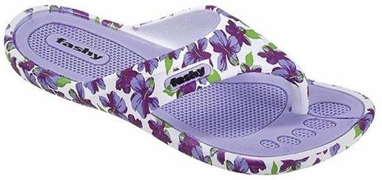 Strings Pour Femmes Avec Des Fleurs Violettes KXCZfZF