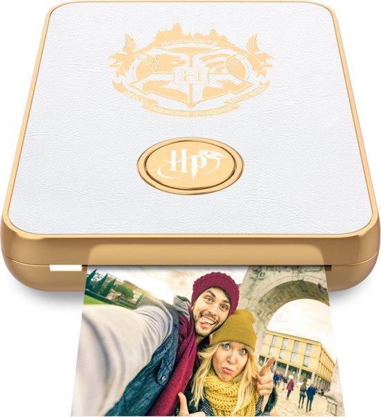 Lifeprint Mobiele Harry Potter Fotoprinter 2x3 Foto en Video - Wit