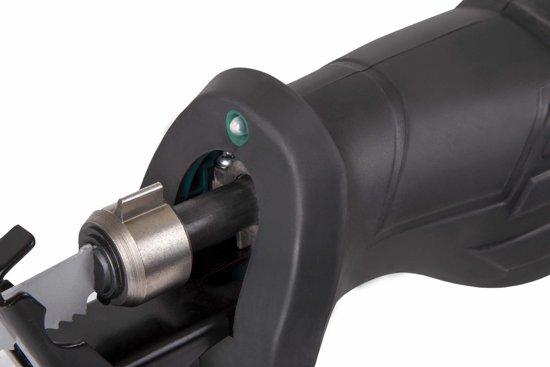 VONROC Accu Reciprozaag VPower 20V (zonder accu) – Incl. Zaagbladen en opbergtas