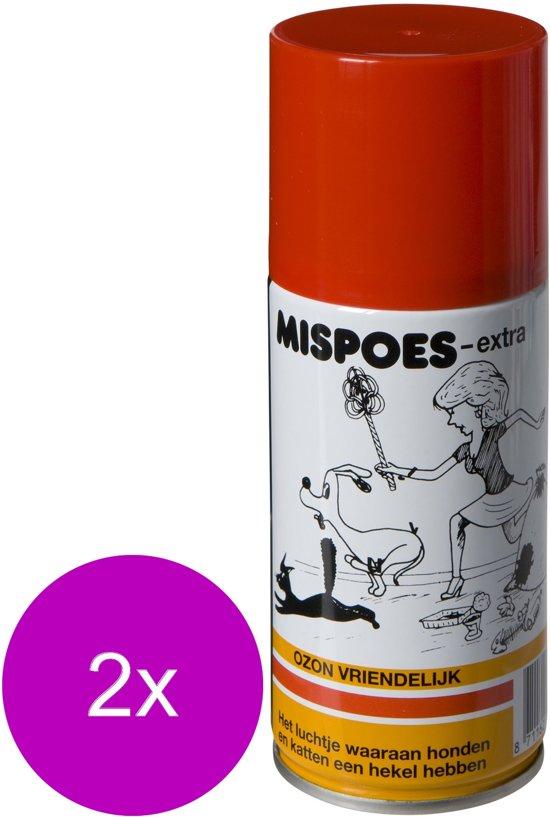 Mispoes spray - 2 st à 150 ml